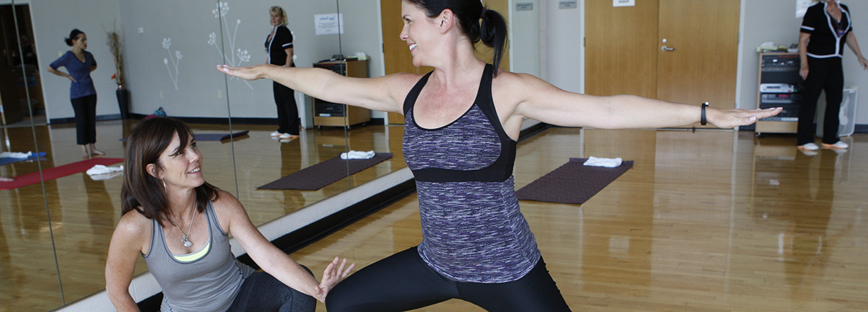 Private Yoga Small Group Training